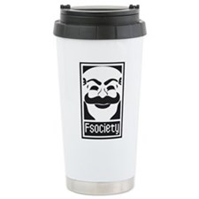 Unique Robot Travel Mug