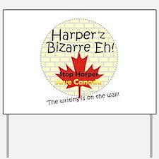Harpers Bizarre Yard Sign