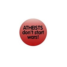 ATHEISTS Mini Button