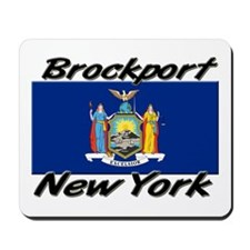 Brockport New York Mousepad
