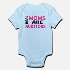 Real Moms Are Auditors Body Suit