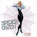 Spidergwen Posters