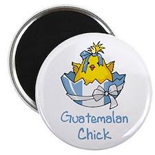 Guatemalan Chick Magnet