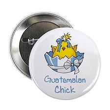 Guatemalan Chick Button
