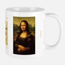 Mona Lisa by Leonardo da Vinci Mug