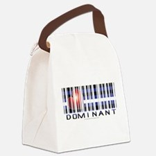 Dominant Canvas Lunch Bag