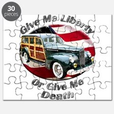 Packard Woodie Puzzle