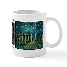 Starry Night Over the Rhone by van Gogh Mug