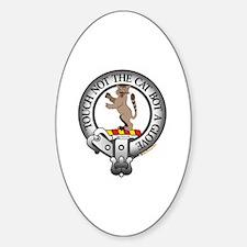 MacIntosh MacKintosh Clan Sticker (Oval)