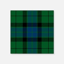 "MacKay Clan Square Sticker 3"" x 3"""