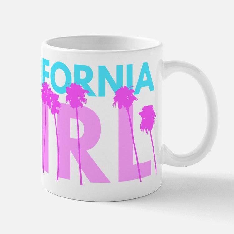 California Girl Mugs