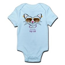 Hip Cat Body Suit