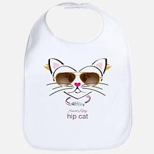 Hip Cat Bib