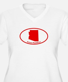 Arizona RED STATE T-Shirt