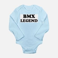 Unique Bmx Long Sleeve Infant Bodysuit