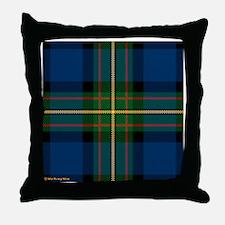 MacLaren Clan  Throw Pillow
