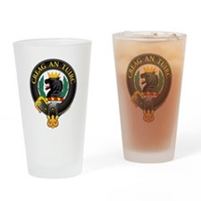MacLaren Clan  Drinking Glass