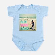 SUN SURF SAND Body Suit