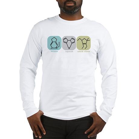 Molecular Animals Long Sleeve T-Shirt