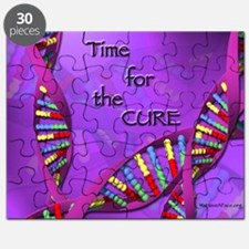 Time For The Cure - Puzzle