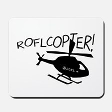 Roflcopter! Mousepad