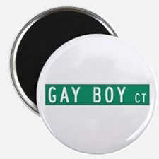 Gay Boy Court, Red Bank (NJ) Magnet