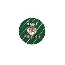 Viking Pride Mini Button