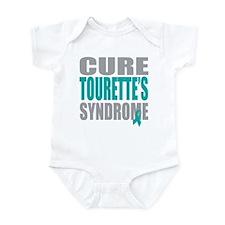 Cure Tourette's Infant Bodysuit