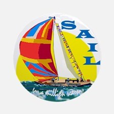 SAIL Ornament (Round)