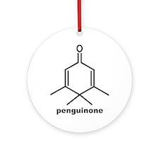 Penguinone Ornament (Round)