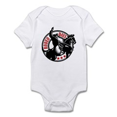 Rodeo Days Infant Creeper