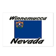 Winnemucca Nevada Postcards (Package of 8)