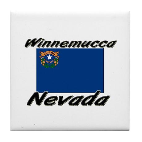 Winnemucca Nevada Tile Coaster