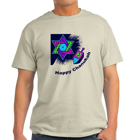 Happy Chanukah Light T-Shirt
