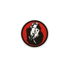 Oscar Wilde Mini Button