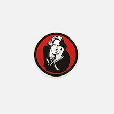 Oscar Wilde Mini Button