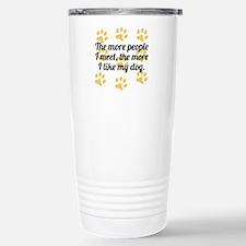 Unique Meet Travel Mug