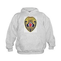 Hawaii County Police Hoodie