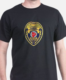 Hawaii County Police T-Shirt
