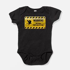 Cute Signing Baby Bodysuit