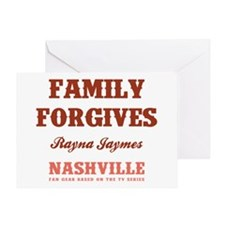FAMILY FORGIVES Greeting Card