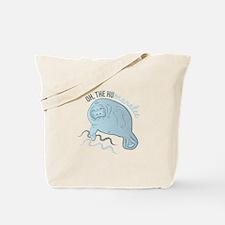 Oh The Humanatee Tote Bag