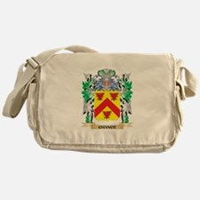 Chance Coat of Arms - Family Crest Messenger Bag