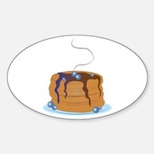 Blueberry Pancakes Decal