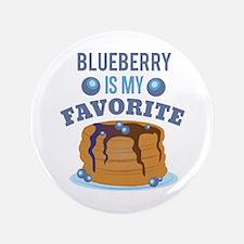 Blueberry Favorite Button