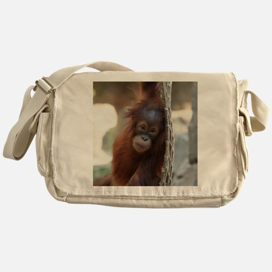 OrangUtan20151004 Messenger Bag