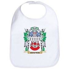 Chapman Coat of Arms - Family Crest Bib