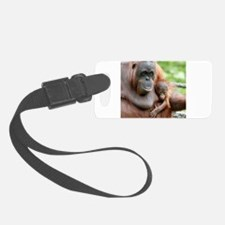 OrangUtan20151006 Luggage Tag