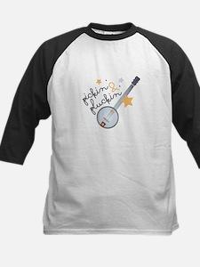 Pickin & Pluckin Baseball Jersey