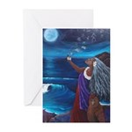 Wisdom of Moon Greeting Cards (Pk of 20)